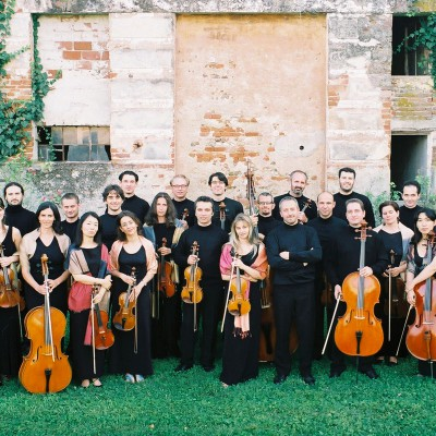 Orchestra d'Archi Italiana/Mario Brunello