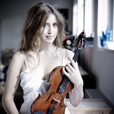 Vilde Frang 2014 for WarnerPhoto: Marco Borggreve