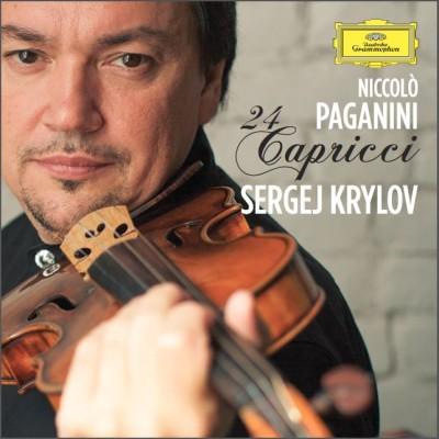 Copertina Krylov Paganini