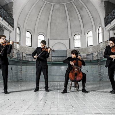 vision string quartet © Tim Klöcker 3