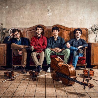 vision string quartet © Tim Klöcker 5